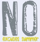 No excuses tag