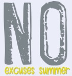No excuses tag